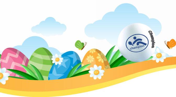 Spokojnych Świąt Wielkanocnych
